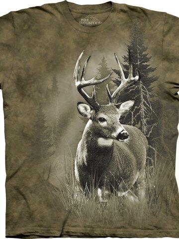 Eredeti és szokatlan ajándékot keres? a megajándékozottat garantáltan meglepi Szégyenlős szarvas póló