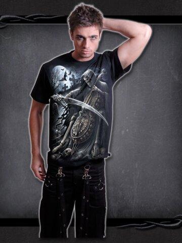 Obrázok produktu Tričko Kostlivec violončelista