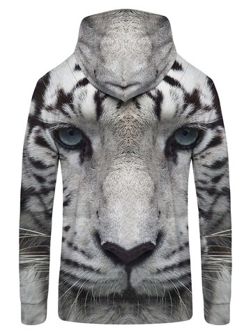 Obrázok produktu Jopica z zadrgo Tiger beli