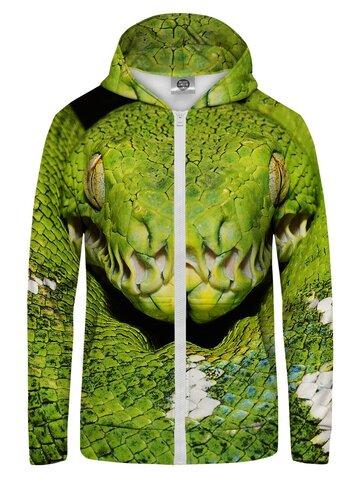 Výnimočný darček od Dedoles Dukserica s patentom Zelena zmija