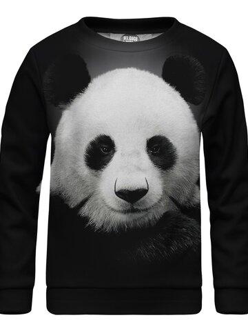 Lifestyle foto Detská mikina bez kapucne Panda