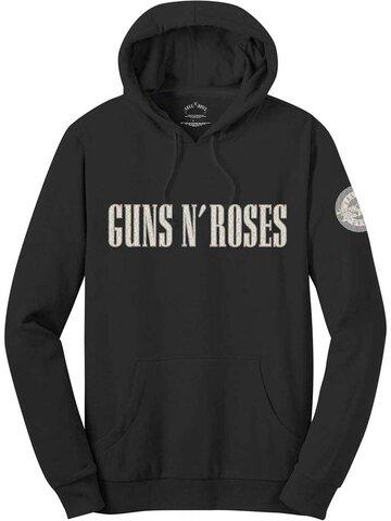 pentru outfit-ul perfect Hanorac cu glugă  Guns N´ Roses Logo