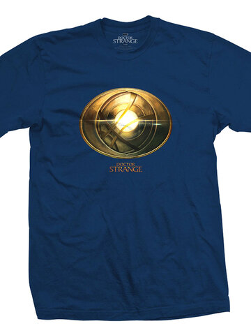 Výnimočný darček od Dedoles Тениска Marvel Comics Doctor Strange Amulet