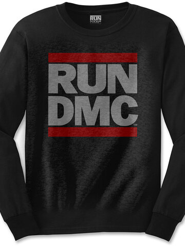 Potešte sa týmto kúskom Dedoles Majica dugih rukava Run DMC Logo