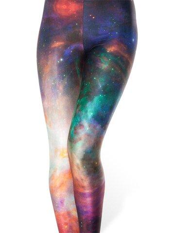 Obrázok produktu Ženske elastične tajice Galaksija