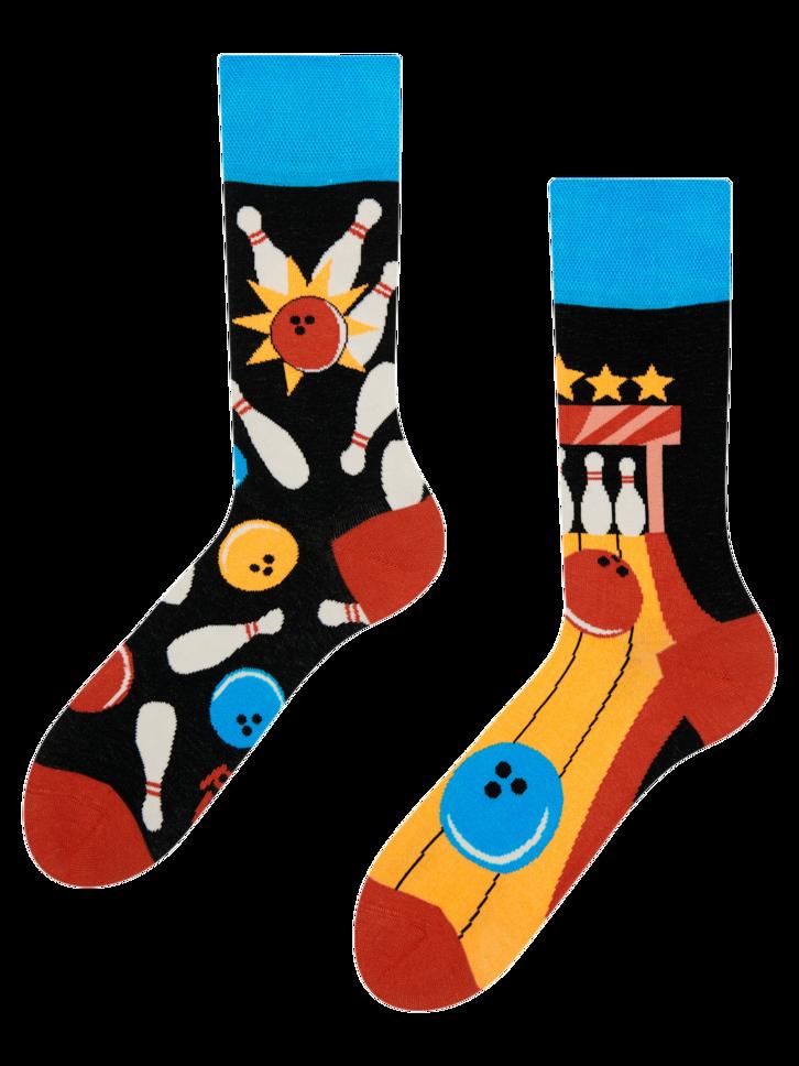 Tip na dárek Veselé ponožky Bowling