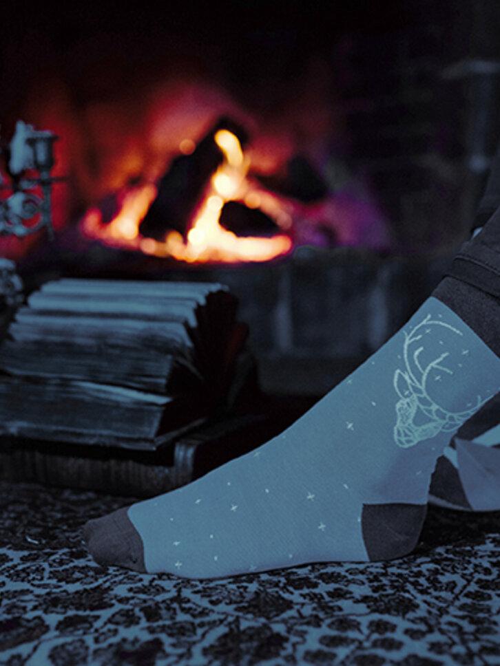 Potešte sa týmto kúskom Dedoles Harry Potter Regular Socks ™ Expecto Patronum