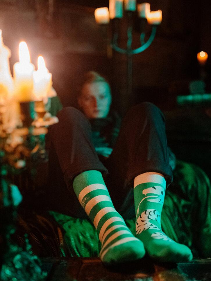 Sale Harry Potter Regular Socks ™ Slytherin