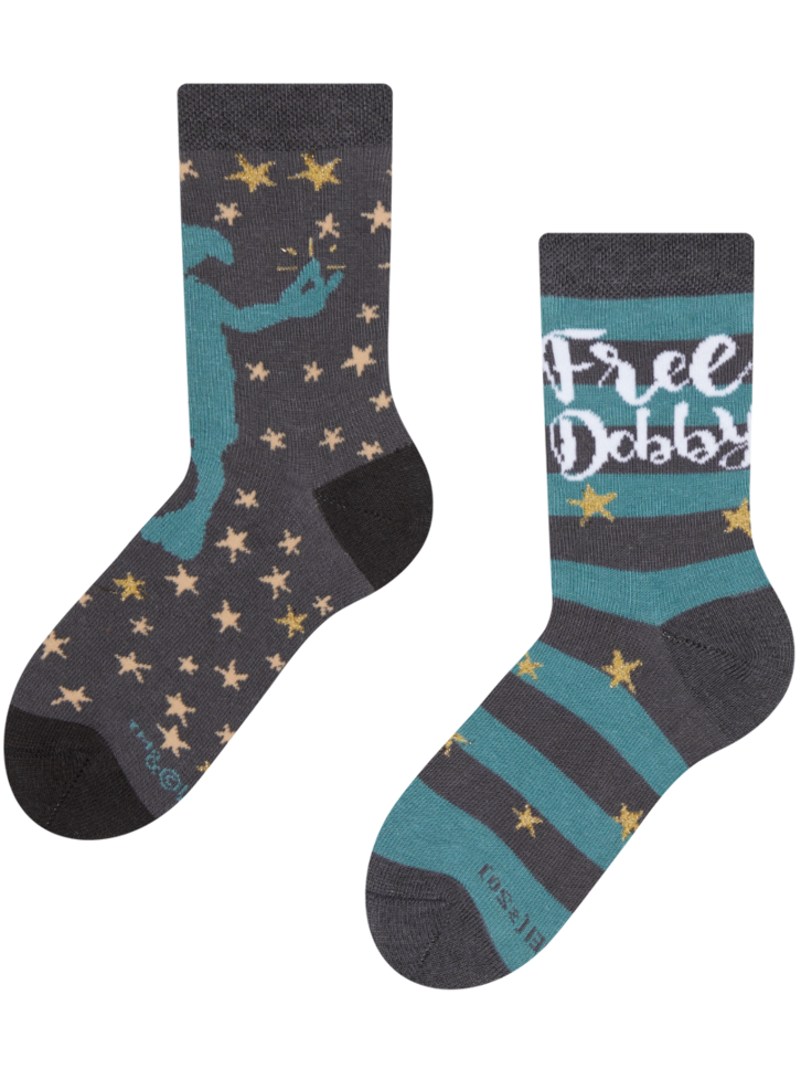 Lifestyle photo Harry Potter ™ Kids Socks Dobby is Free