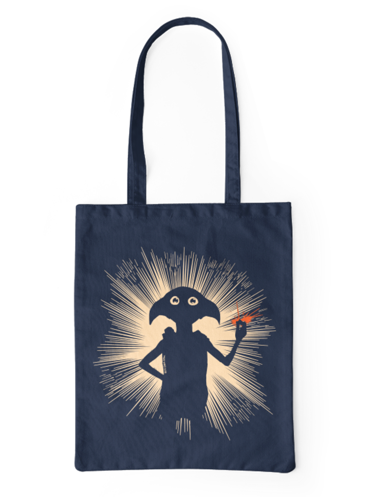 Sale Canvas Tote Bag Harry Potter ™ Dobby