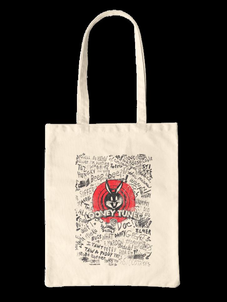 Original gift Canvas Tote Bag Looney Tunes™ Bugs Bunny