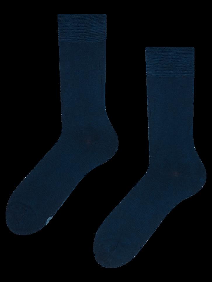 Tip na darček Tamnoplave čarape od bambusa