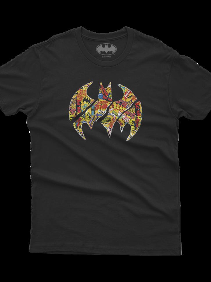 Lifestyle photo T-Shirt DC Comics™ Batman Fragments