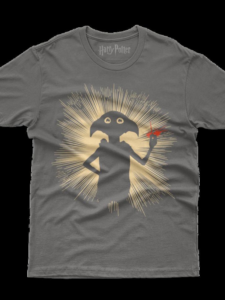 Lifestyle photo T-Shirt Harry Potter Dobby