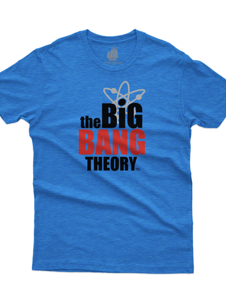 Original gift T-Shirt The Big Bang Theory™ Logo