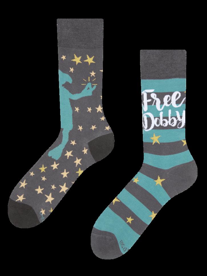 Pre dokonalý a originálny outfit Harry Potter ™ Regular Socks Dobby the free Elf