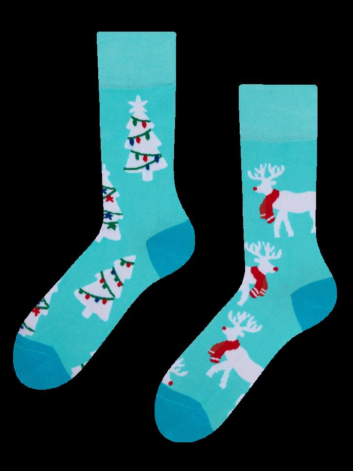 Výnimočný darček od Dedoles Весели чорапи Северен елен