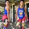 Kiárusítás Női sportos elasztikus leggings Wonder Woman