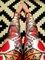für ein vollkommenes und originelles Outfit Damen Leggings Elastisch Herzkönigin