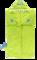 Tip na darček Detská deka s kapucňou Dinosaurus