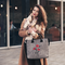Gift idea Love Handbag - Black Poppies