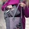 Ausverkauf Schulter Handtasche City - Kaschmir