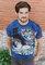 für ein vollkommenes und originelles Outfit T-Shirt Collage von Großkatzen