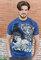 Bereiten Sie sich Freude mit diesem Dedoles-Stück T-Shirt Collage von Großkatzen