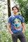 für ein vollkommenes und originelles Outfit Siberian Husky-t-shirt