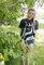 pro dokonalý a originální outfit Tričko Oko zebry