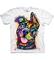Výjimečný dárek od Dedoles Bílé tričko Russo Zachráněný pejsek