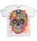 Tip na dárek Bílé tričko Russo Lebka