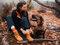 für ein vollkommenes und originelles Outfit Lustige Socken Fuchs