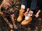 Výpredaj Veselé ponožky Líška