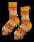 Potěšte se tímto kouskem Dedoles Veselé ponožky Lišky