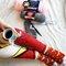 Hľadáte originálny a nezvyčajný darček? Obdarovaného zaručene prekvapí Ženske športne elastične pajkice Wonder Woman