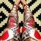 Pre dokonalý a originálny outfit Ladies' Elastic Leggings Heath Queen