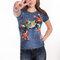 Výjimečný dárek od Dedoles Dámské tričko Rosnička Viki