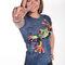 pro dokonalý a originální outfit Dámské tričko Rosnička Viki