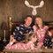Potešte sa týmto kúskom Dedoles Ružový pyžamový overal losy