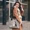 Pre dokonalý a originálny outfit Excent Handbag - Colourful Roosters