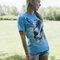 Výjimečný dárek od Dedoles Tričko Obličej kozy - dětské