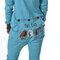 Obrázok produktu Modrý pyžamový overal Tri kone