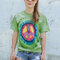 Sale Peace Tie Dye Adult