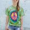 Rabatt T-Shirt Tie-Dye Frieden