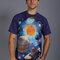 Geschenk von Dedoles T-Shirt Sonnensystem 2