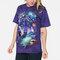 Geschenktipp T-Shirt Kosmischer Wolf