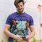 Výnimočný darček od Dedoles Tričko žaba so slúchadlami