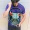 Tip na darček Tričko žaba so slúchadlami