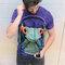 Bereiten Sie sich Freude mit diesem Dedoles-Stück T-Shirt Frosch mit Kopfhörern